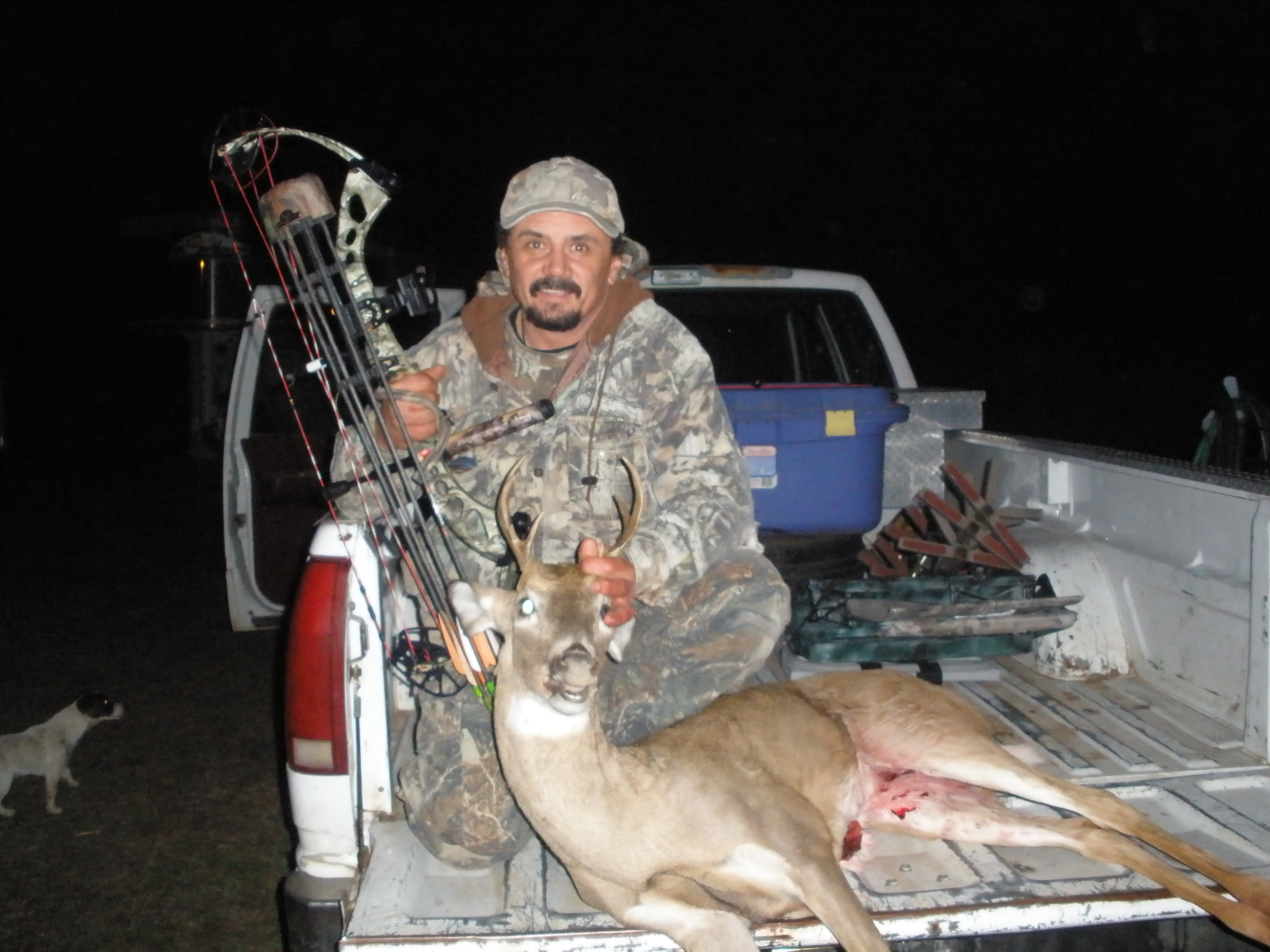 The Coyote Kid with an Oklahoma 7